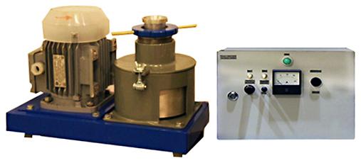 1.11 Истиратель дисковый лабораторный ЛДИ-65 в комплекте с двумя корундовыми дисками