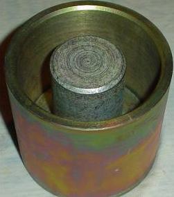 1.14 Комплект форм для испытания щебня на дробимость КП-116