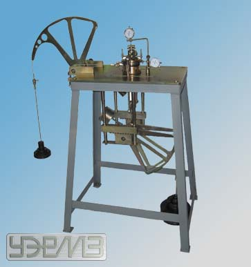 1.53.4 Прибор для определения сопротивления сдвигу песчаных и глинистых грунтов в лабораторных условиях ПСГ-3М