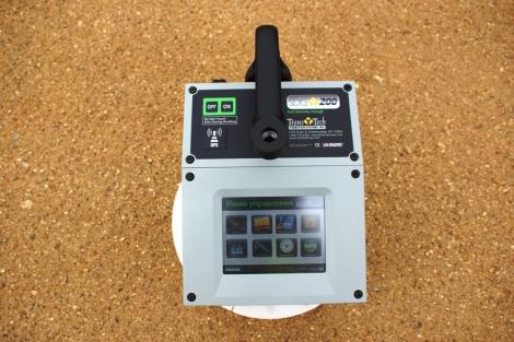 1.71 Прибор электромагнитный SDG-200 для определения плотности грунта