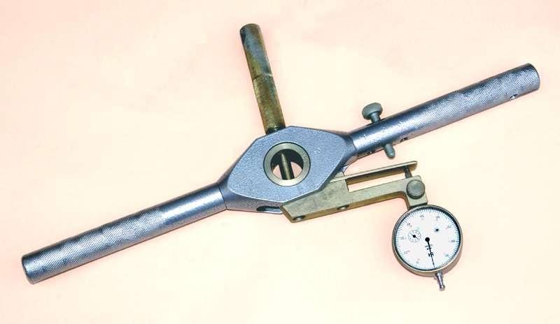 1.79 Сдвигомер-крыльчатка S075 (S076), Matest, Италия
