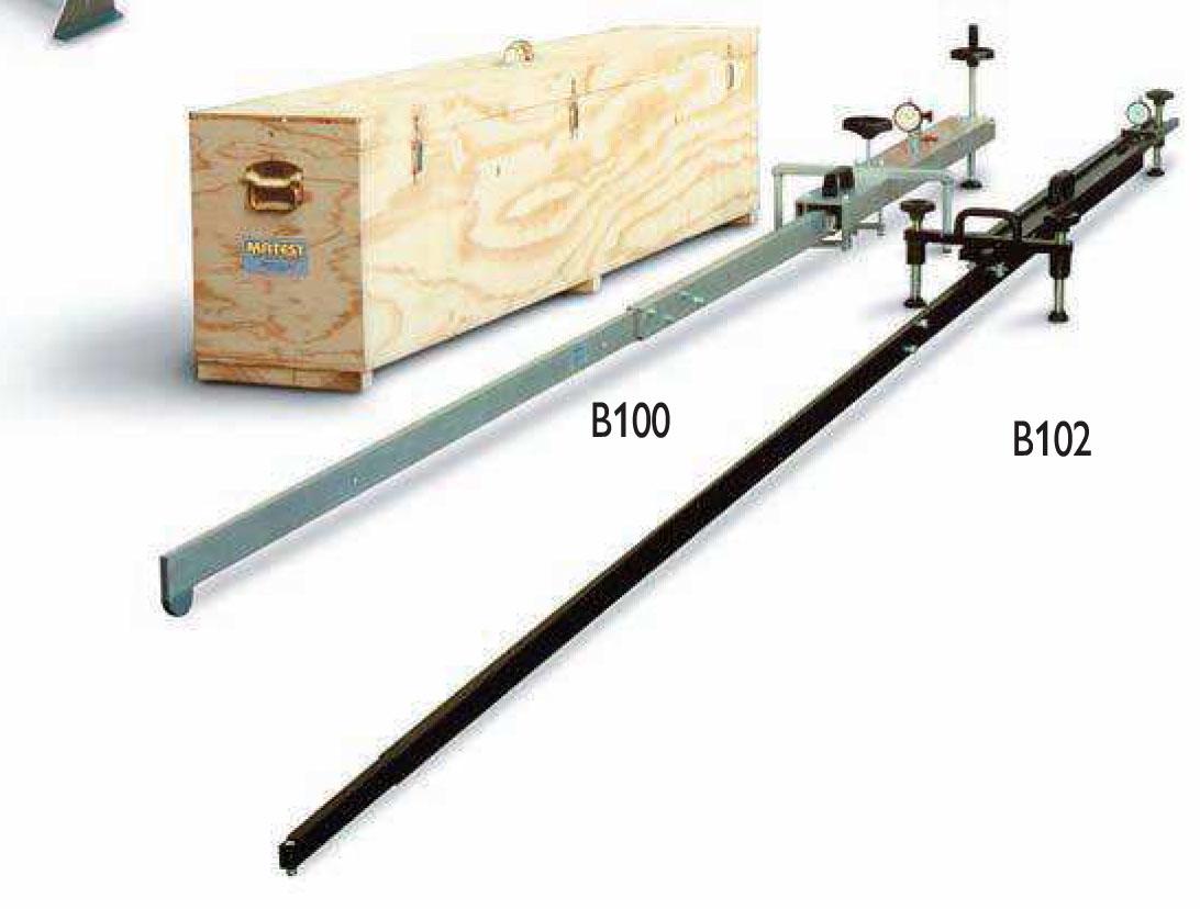 1.80 Устройство для исследования несущей способности грунта 100 кН по DIN 18134 в составе: раздвижной алюминиевый мост; гидравлическая система с точным манометром 0,8 МН/м² (56,2 кН);опорная система Ø= 300 мм с измеряемым туннелем; шаровой шарнир; набор а
