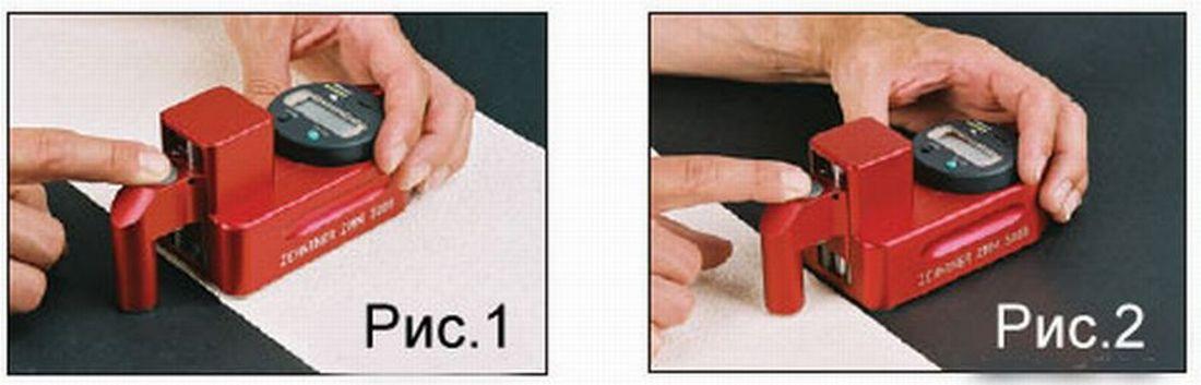 10.20. Цифровой рейсмус ZMM 5000 для измерения толщины дорожной разметки