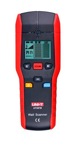 13.1 Детектор для поиска скрытых коммуникаций UT387B