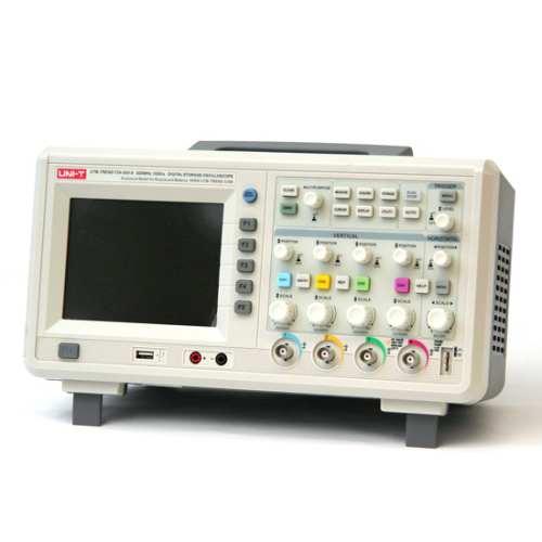 13.28 Цифровой осциллограф UTB-TREND 724-300-8