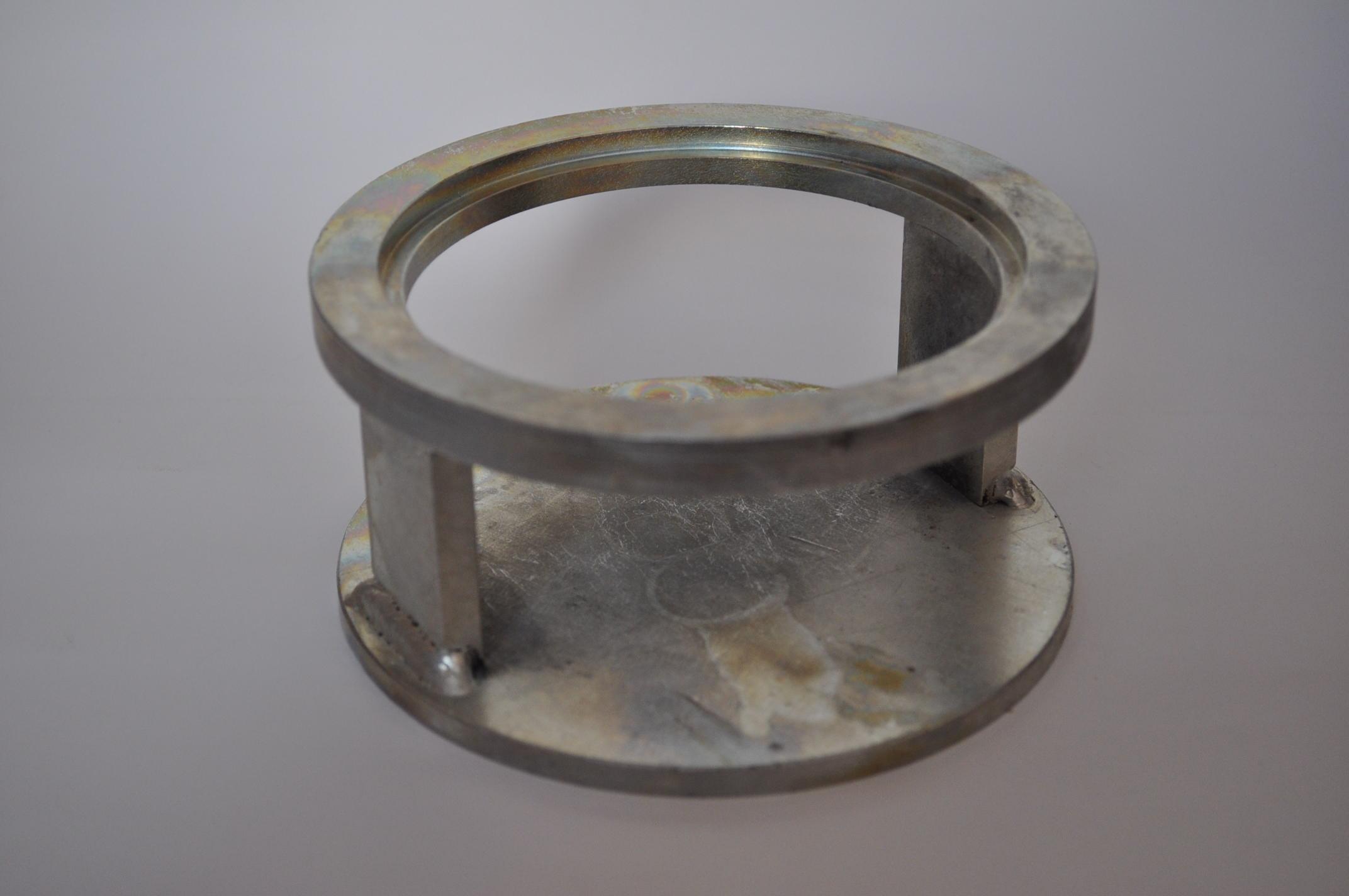 2.45. Подставка к форме для испытаний а/бет. образцов диам. 101 мм