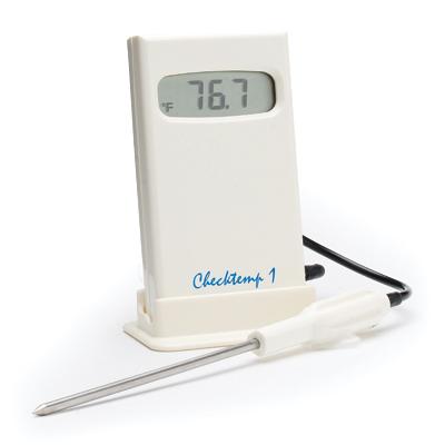 """2.55. Термометр электронный """"Checktemp-1"""" (-50…+150/0,1˚С)"""