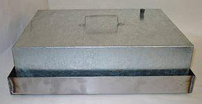 3.3. Ванна с гидрозатвором ВГЗ, нерж.