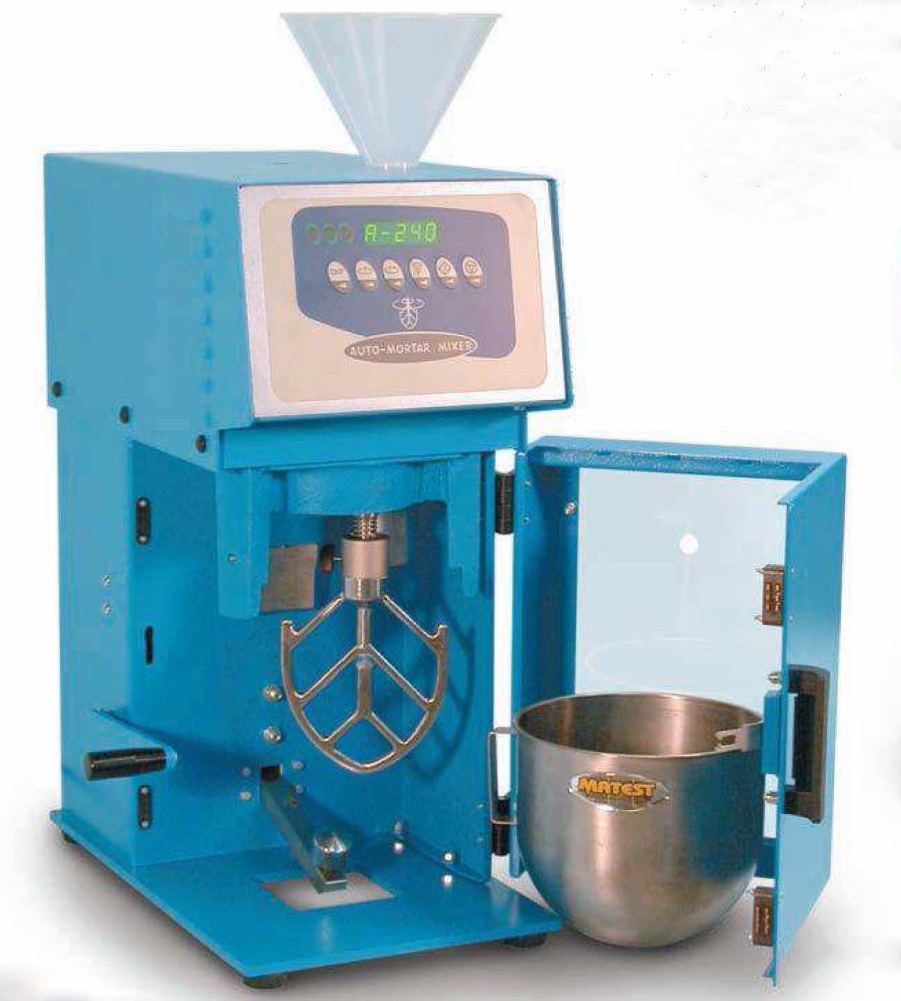 3.40. Лабораторная мешалка для цементного раствора автоматическая Impact