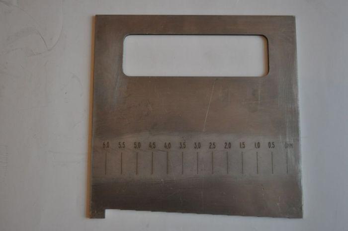 4.35. Толщиномер для разметки, наносимой термопластиком Г.2 (СТБ)