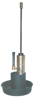 1.55 Прибор для определения коэффициента фильтрации грунтов ПКФ (СоюздорНИИ), нержавеющая сталь