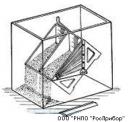 1.59 Прибор для определения угла естественного откоса песков УВТ-3М
