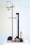 1.67 Прибор КПВ-1 для определения высоты капиллярного поднятия воды в грунтах